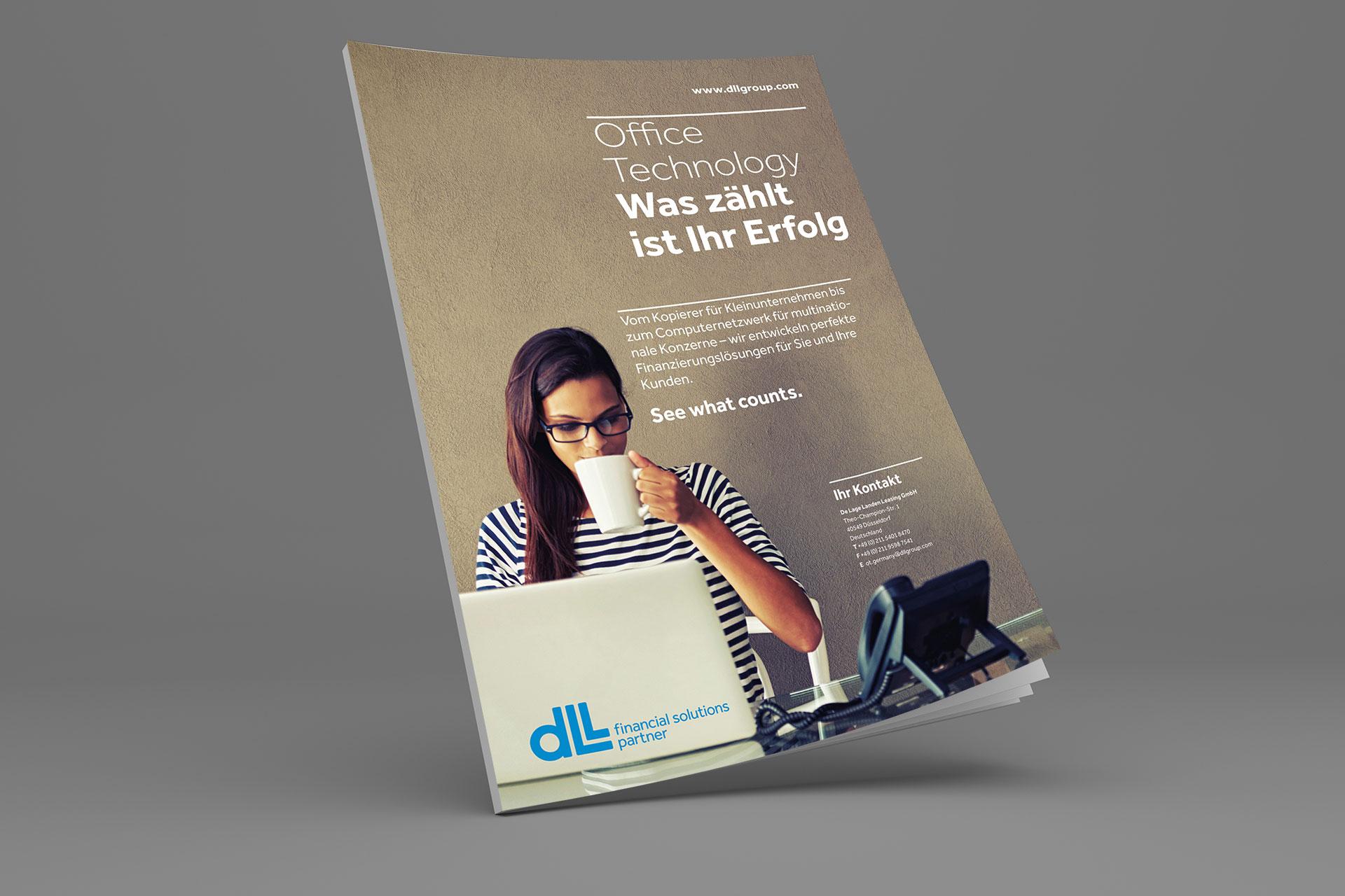 DLL Fachanzeige Magazin