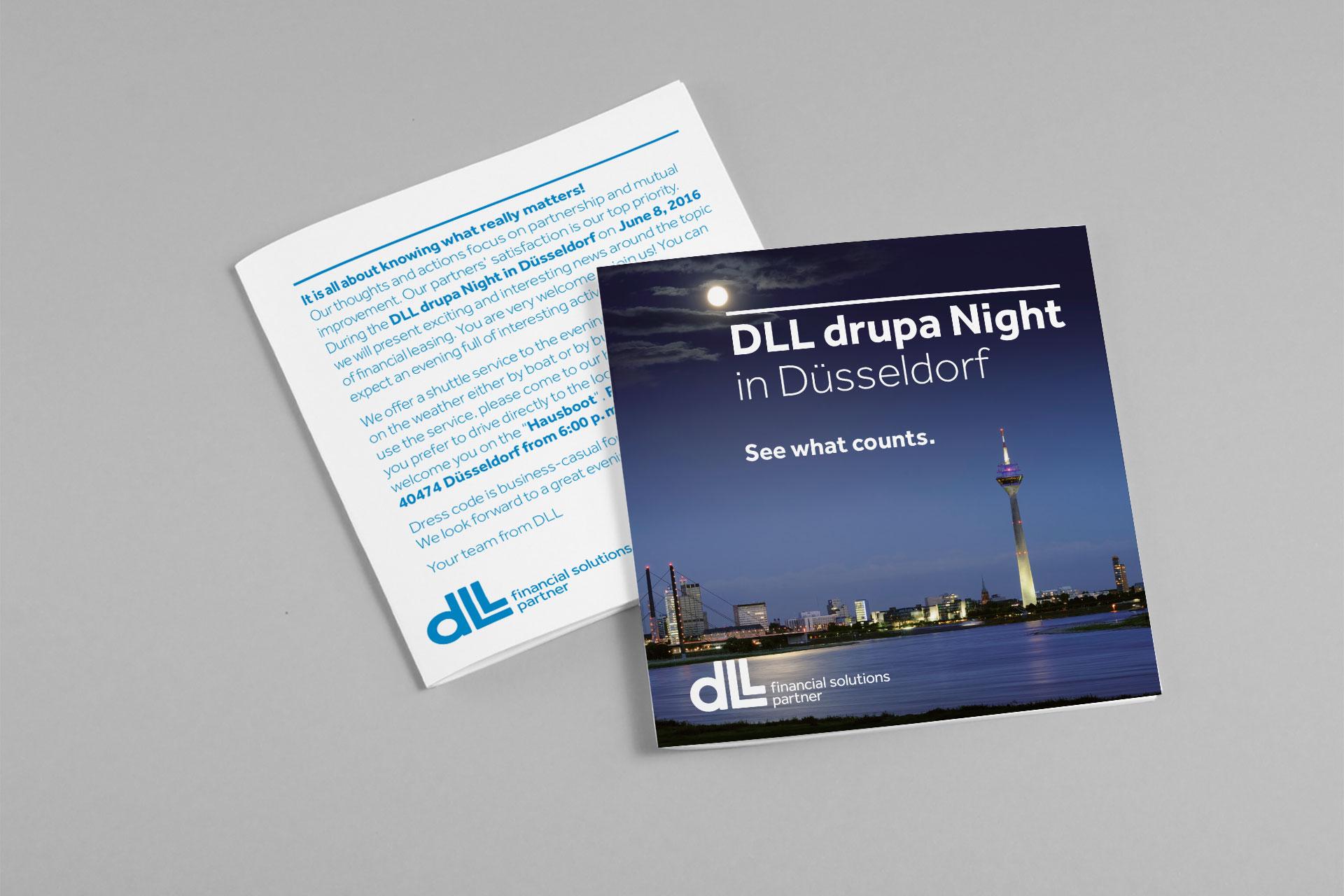 DLL Einladung Kunden-Event Drupa