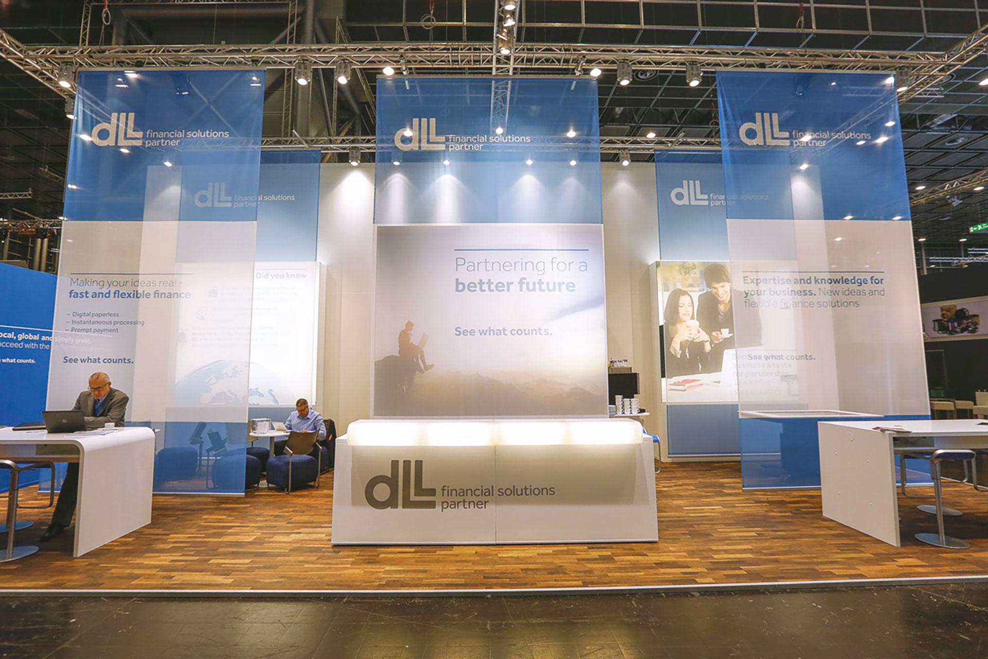 DLL Drupa Impressionen