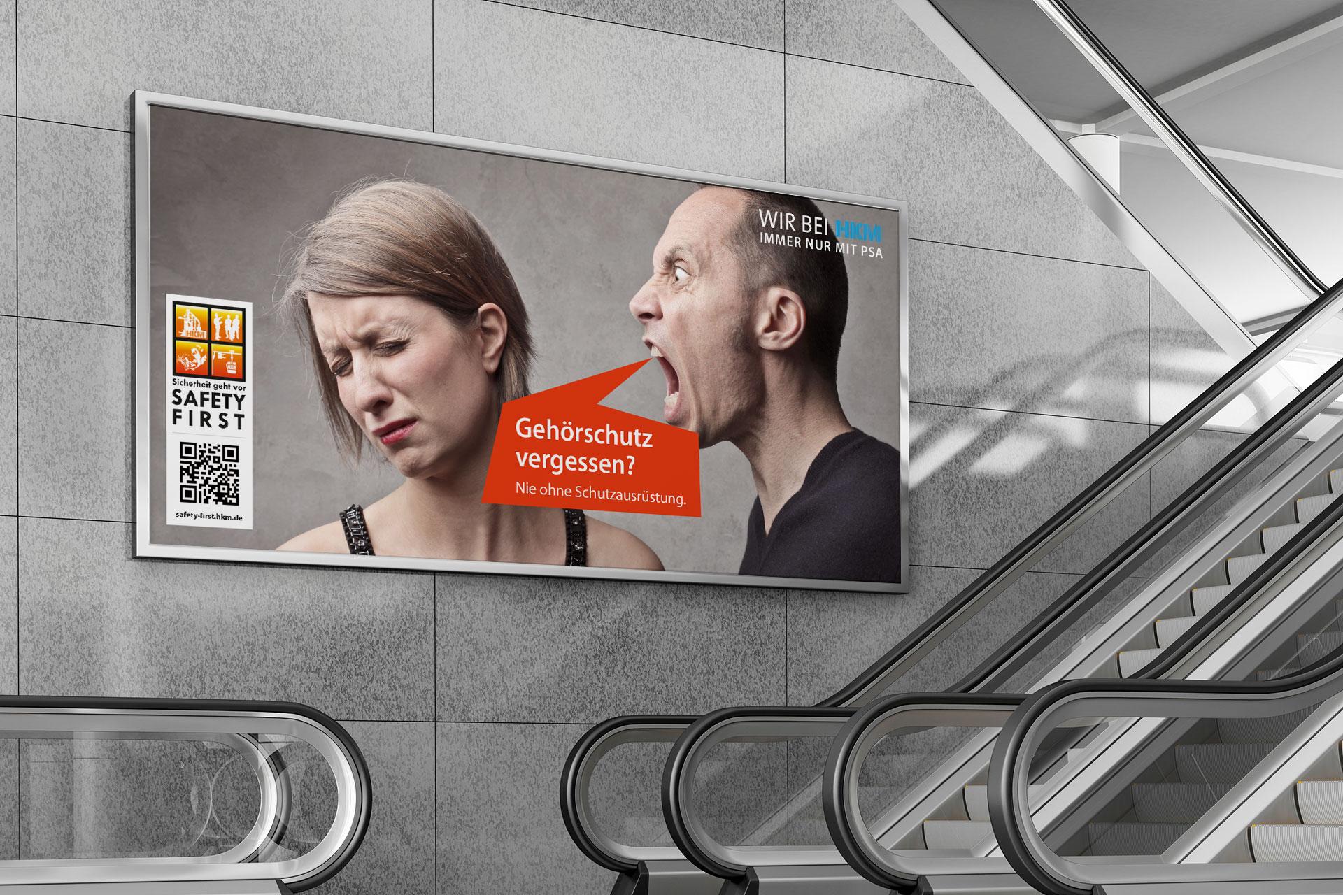 HKM weitere Plakatmotive Kampage