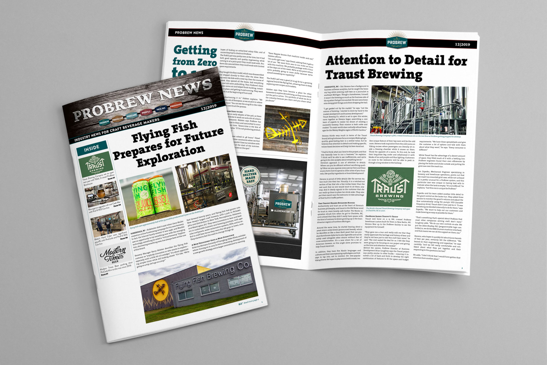 ProBrew News Corporate Publishing