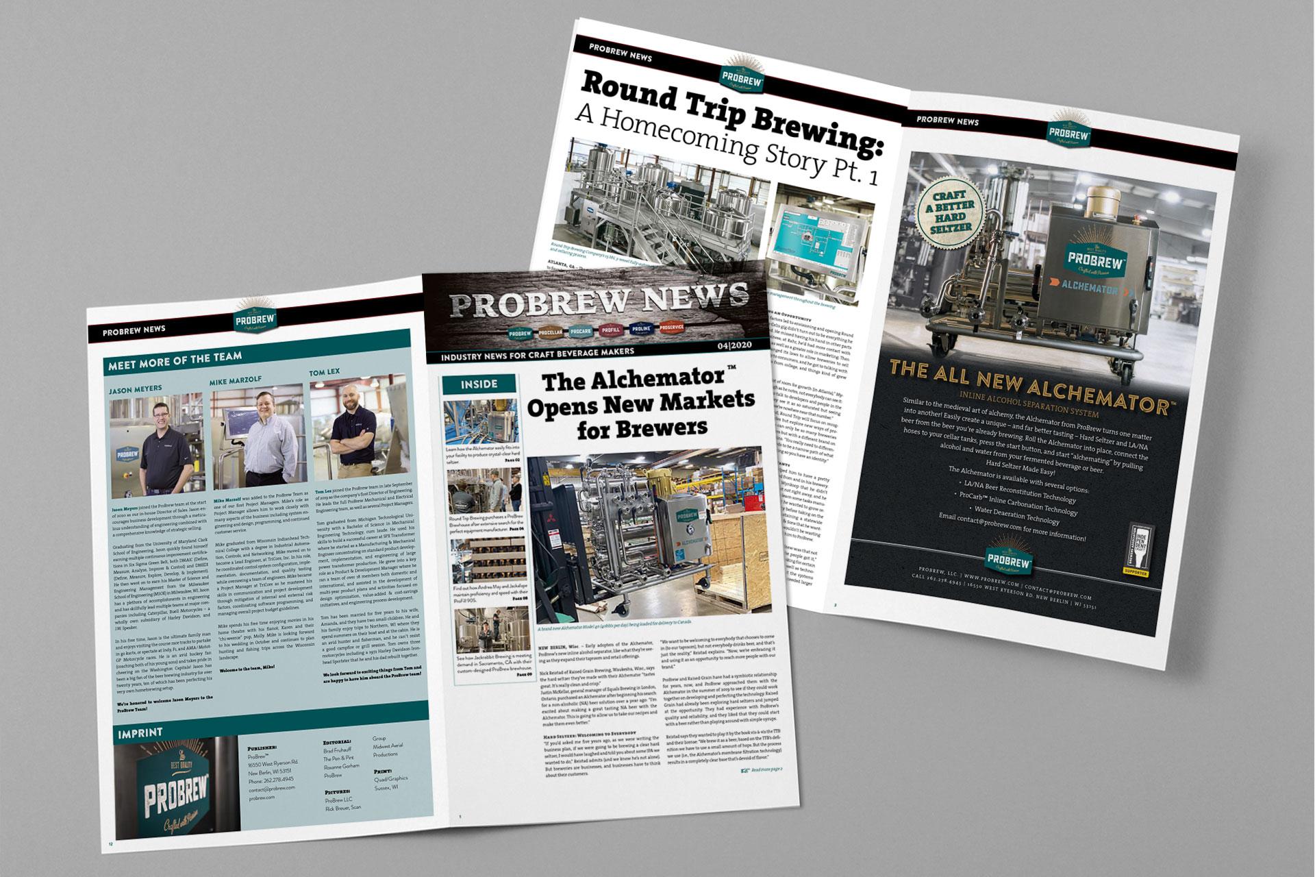 ProBrew News Corporate Publishing